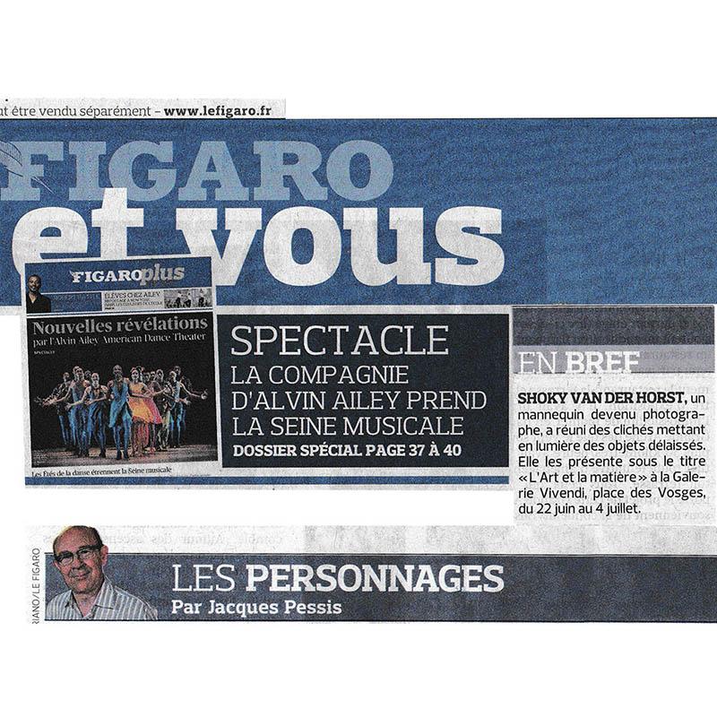 Le Figaro 2017